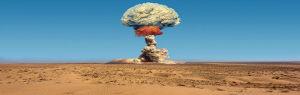 Arma nuclear e corrida armamentista