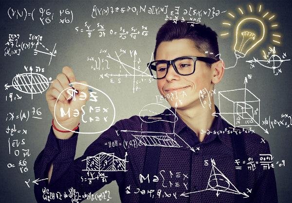 A prova de matemática do Enem possui 45 questões exclusivas da matéria.