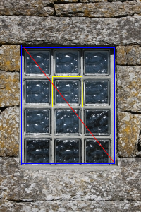 Quadrados e retângulos