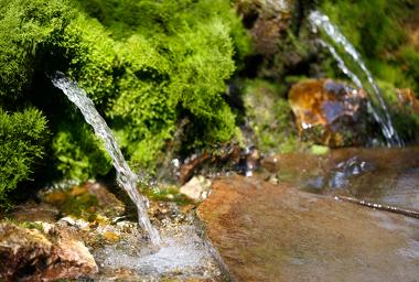 Os aquíferos são importantes fontes de água