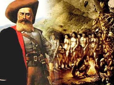 O bandeirantismo foi responsável pela morte e exploração de um grande número de indígenas.