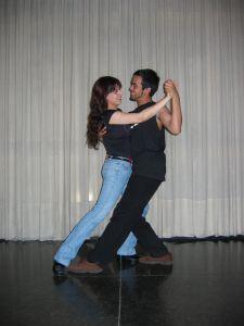O Tango é um estilo de Dança