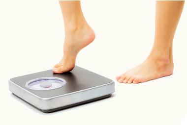 A balança mede nossa massa, não nosso peso