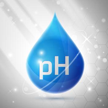 Símbolo utilizado para representar o potencial hidrogeniônico de uma solução