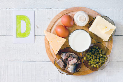 A vitamina D é produzida em grande parte pelo nosso organismo