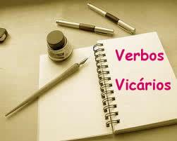 O verbo vicário desempenha a função de substituir outro já mencionado no contexto