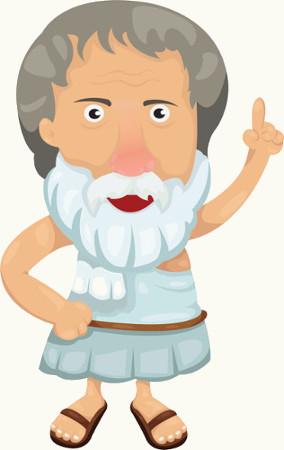 Para Aristóteles, a felicidade era a finalidade da ação humana