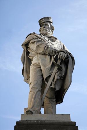 Giuseppe Garibaldi foi um dos principais articuladores da Unificação Italiana