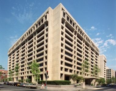 Sede do FMI, em Washington, EUA