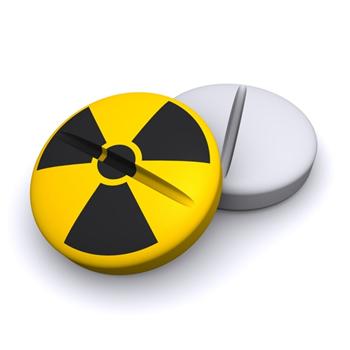 A radioatividade na medicina tem sido utilizada em larga escala, como no caso dos radiofármacos