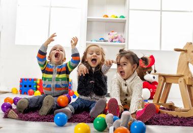 O Dia das Crianças é celebrado no Brasil em 12 de outubro