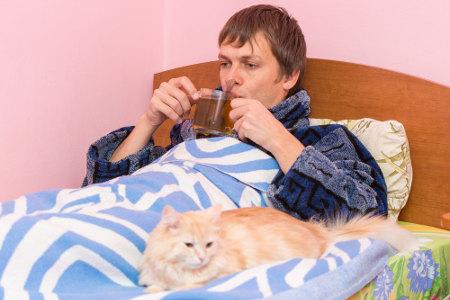 Algumas doenças afetam homens e outros animais