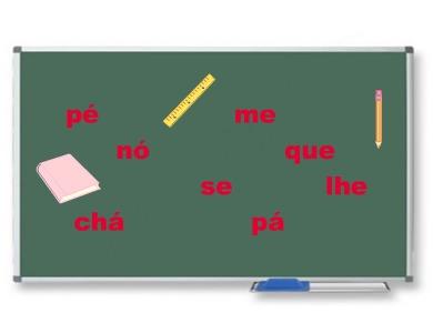 Os monossílabos se classificam em átonos e tônicos, tendo em vista a tonicidade com que são pronunciados