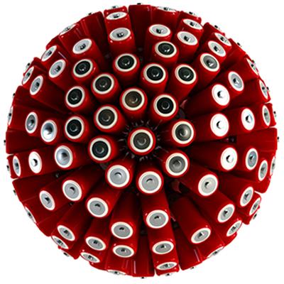As pilhas alcalinas são mais duráveis e têm menor risco de vazamentos do que as pilhas ácidas comuns e, por isso, elas tomaram o mercado rapidamente