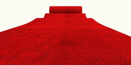 Vários carpetes são produzidos a partir de nitrilos