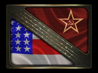 A Guerra Fria foi um período de tensão política e militar que irrompeu no mundo após a Segunda Guerra Mundial