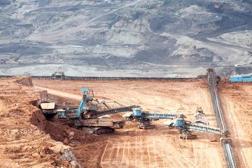 O Brasil é um dos grandes produtores mundiais de minérios