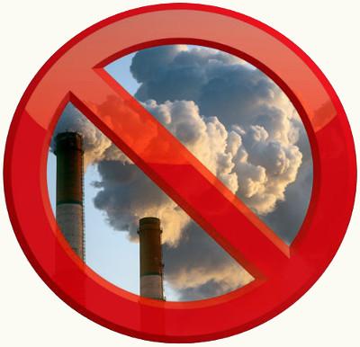 A industrialização intensificou a poluição atmosférica em todo o mundo
