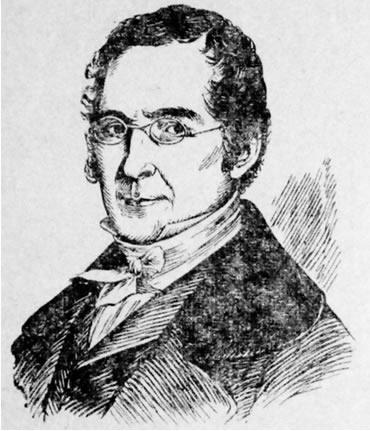 Joseph Gay-Lussac (1778-1850), criador da lei da combinação dos volumes gasosos