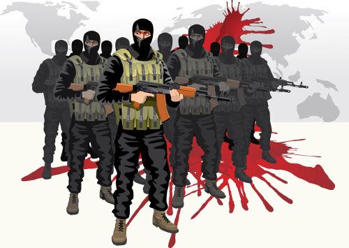 O terrorismo tem estado cada vez mais presente no mundo inteiro