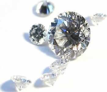 O surgimento do diamante é um exemplo de alotropia