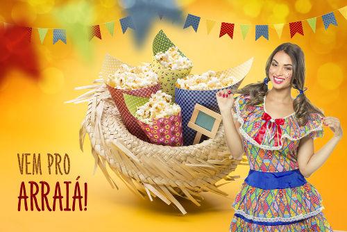 As festas juninas estão entre as mais populares e tradicionais do Brasil