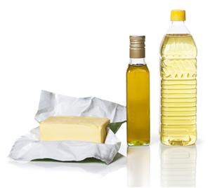 Os óleos e as gorduras pertencem ao mesmo grupo de compostos orgânicos