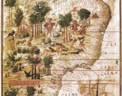 Período Pré-Colonial: escambo e invasões.