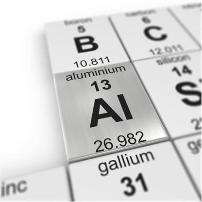 O alumínio é um dos metais mais conhecidos e usados no cotidiano