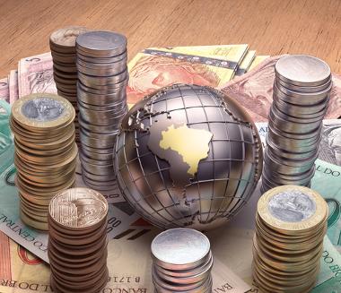 O PIB do Brasil apresentou um crescimento em 2013 relativamente positivo