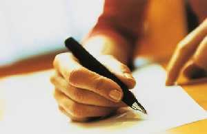A escrita requer habilidades específicas