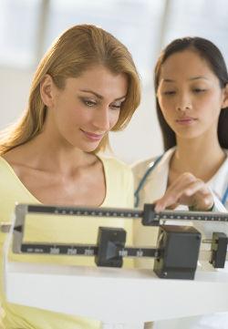 Uma das formas de saber o nosso próprio peso é por meio da medição em balança mecânica