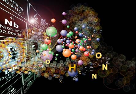 Atualmente, são conhecidos cerca de 115 elementos químicos que compõem toda a matéria do Universo
