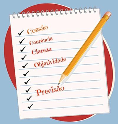 Na redação em concursos e vestibulares, habilidades específicas são requisitadas