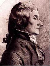 A Lei das Proporções Constantes foi criada pelo químico francês Joseph Louis Proust (1754-1826)