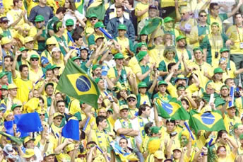 O Brasil é o quinto país mais populoso do mundo