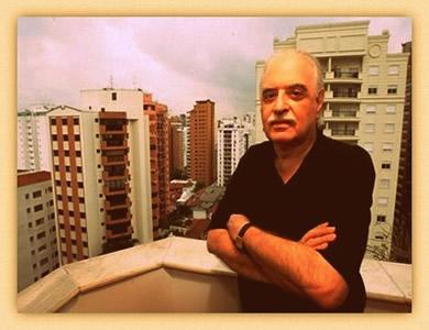 Augusto de Campos – um dos precursores da poesia concreta