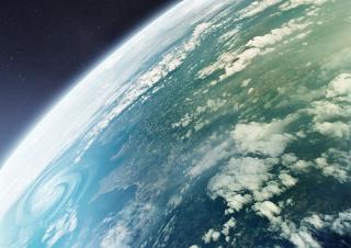 A nossa camada de ozônio está ameaçada por gases produzidos pelo próprio ser humano