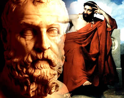 Drácon e Sólon: adoção de importantes transformações políticas em Atenas.