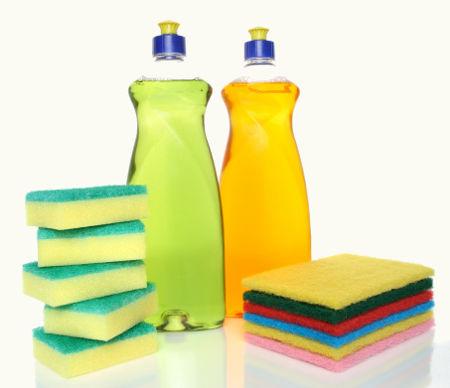 Os ácidos sulfônicos estão presentes nos detergentes