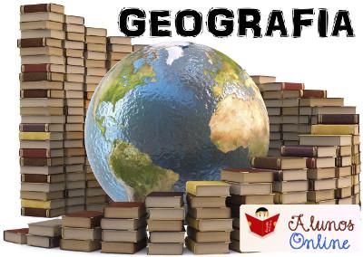 A Geografia estuda as dinâmicas socioespaciais na relação natureza x sociedade