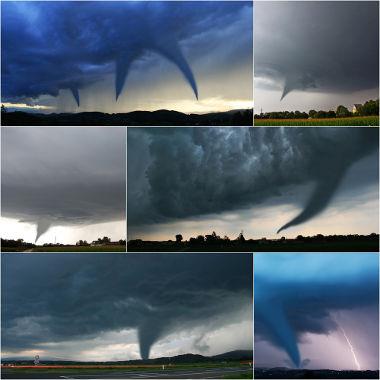 Afinal, qual é a diferença entre furacões, tornados e tufões?
