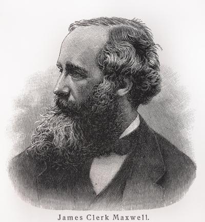 James Clerck Maxwell relacionou as leis que fundamentam o eletromagnetismo