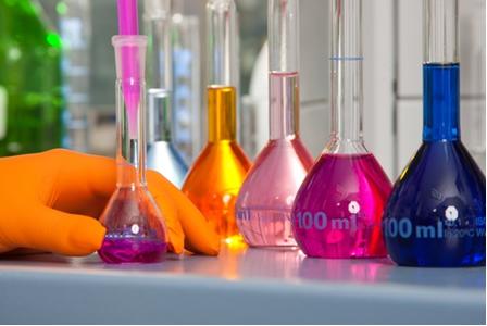 As soluções químicas são um tipo de dispersão