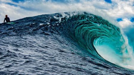 Os fenômenos ondulatórios estão muito presentes em nosso cotidiano