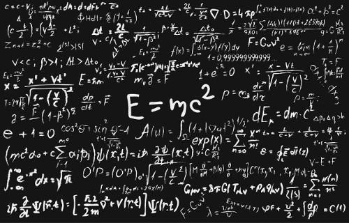 Os prefixos do SI permitem a melhor representação de grandezas, como o caso da energia de repouso (E=mc<sup>2</sup>)