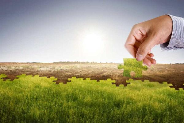 Há impactos positivos e negativos da ação antrópica no meio ambiente.