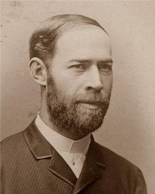 Heinrich Hertz comprovou a existência das ondas eletromagnéticas por meio do experimento da centelha secundária