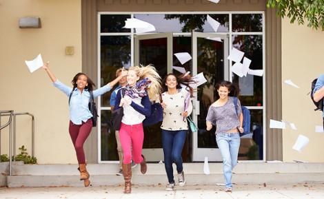 As férias escolares são bastante aguardadas pelos estudantes