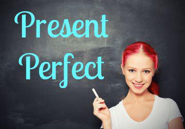 """O """"Present Perfect"""" é usado para referir-se a uma ação sem citar o tempo exato de sua ocorrência"""